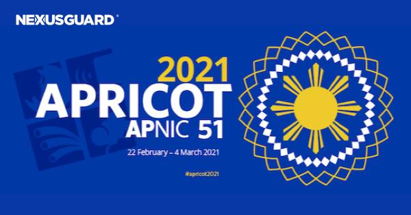 APRICOT2021