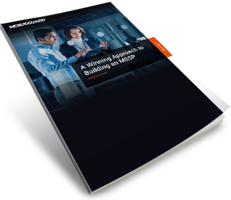 Solution Guide: A Winning Approach to Building an MSSP