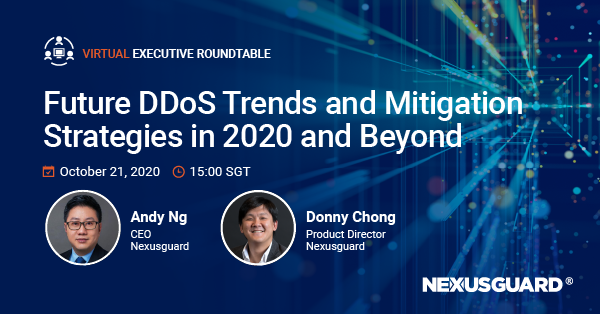 Future DDoS Trends and Mitigation Strategies in 2020 and Beyond